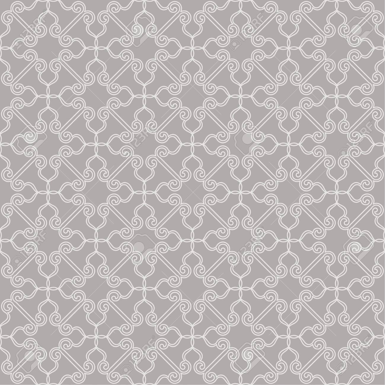 Patrón Transparente De Vector. Repetición De Textura Elegante De ...