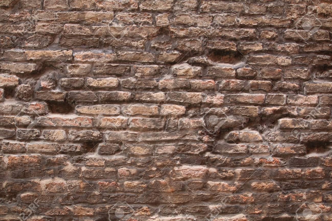 Mur En Brique Rouge texture de mur de brique rouge foncé