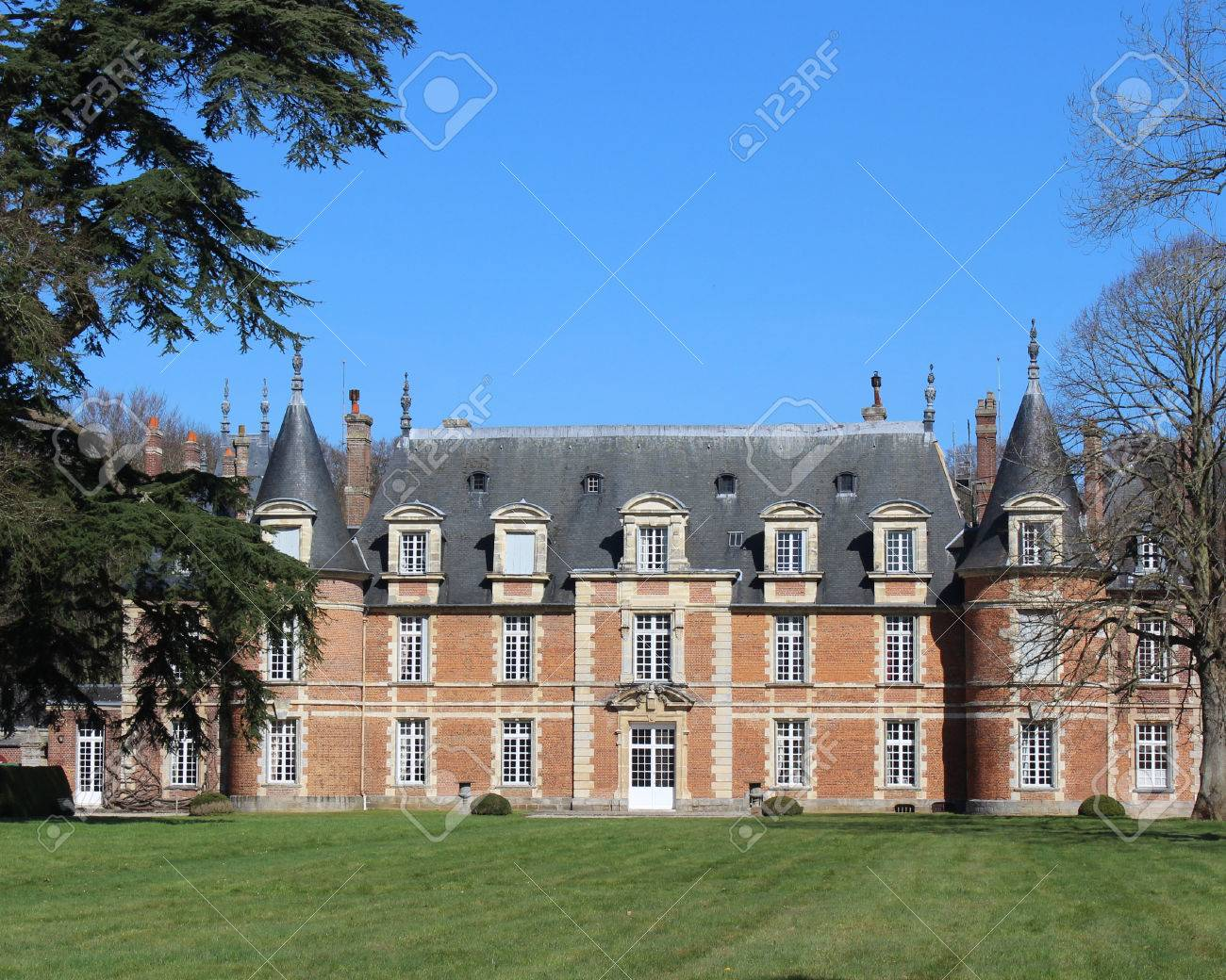 16th Century French Home - 56457023-dieppe-france-april-1-2016-exterior-view-chateau-de-miromesnil-a-16th-century-castle-situated-near-d_Wonderful 16th Century French Home - 56457023-dieppe-france-april-1-2016-exterior-view-chateau-de-miromesnil-a-16th-century-castle-situated-near-d  Picture_8510012.jpg