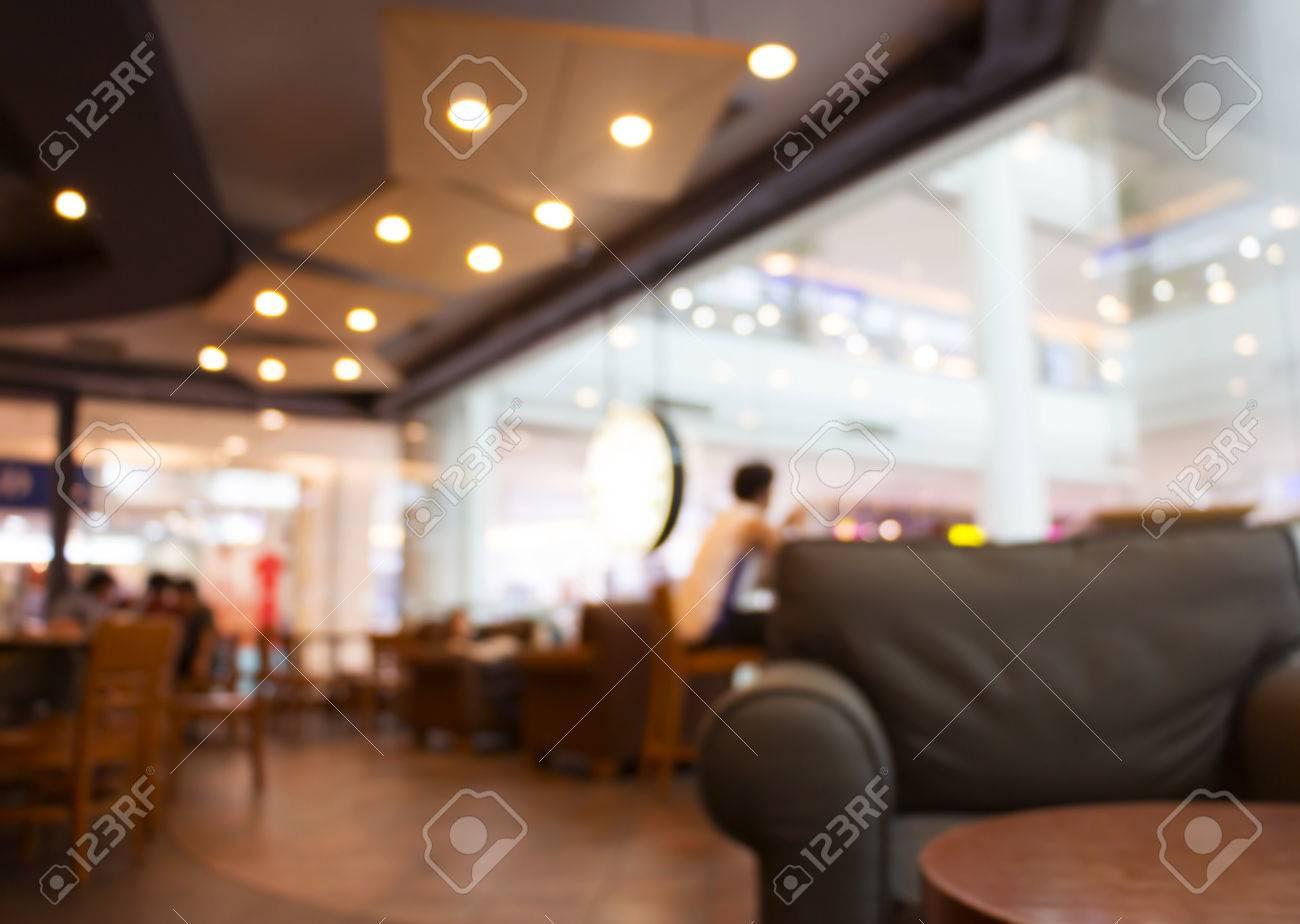 Coffee Shop Blurred background - 38718705