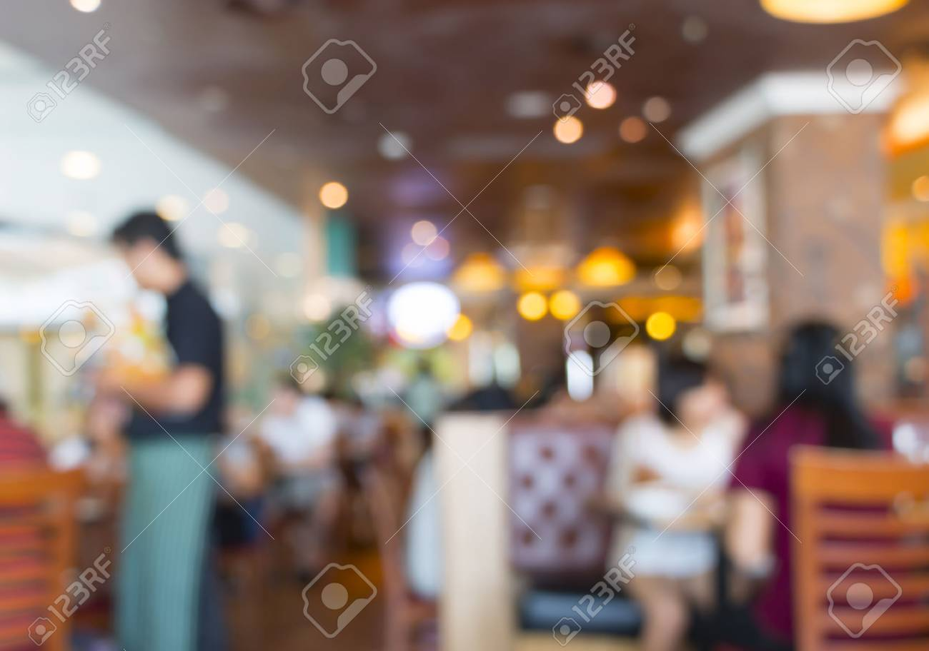 Coffee Shop Blurred background - 38222016