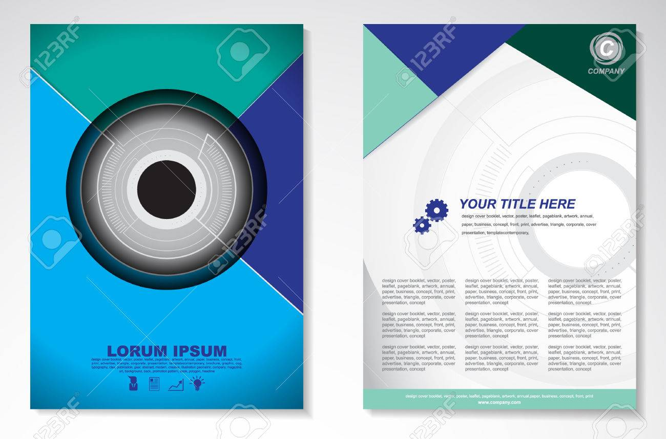 Vector Brochure Flyer design Layout template - 39231592