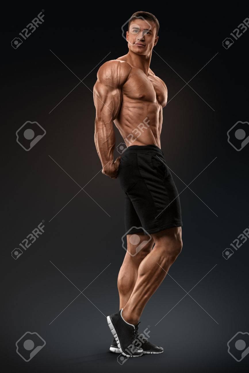 Nero muscolo donne sesso