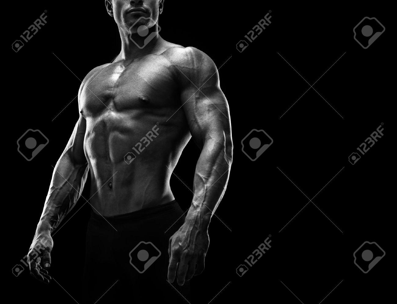 Macho Stock Photos  for Bodybuilding Art Photography  83fiz