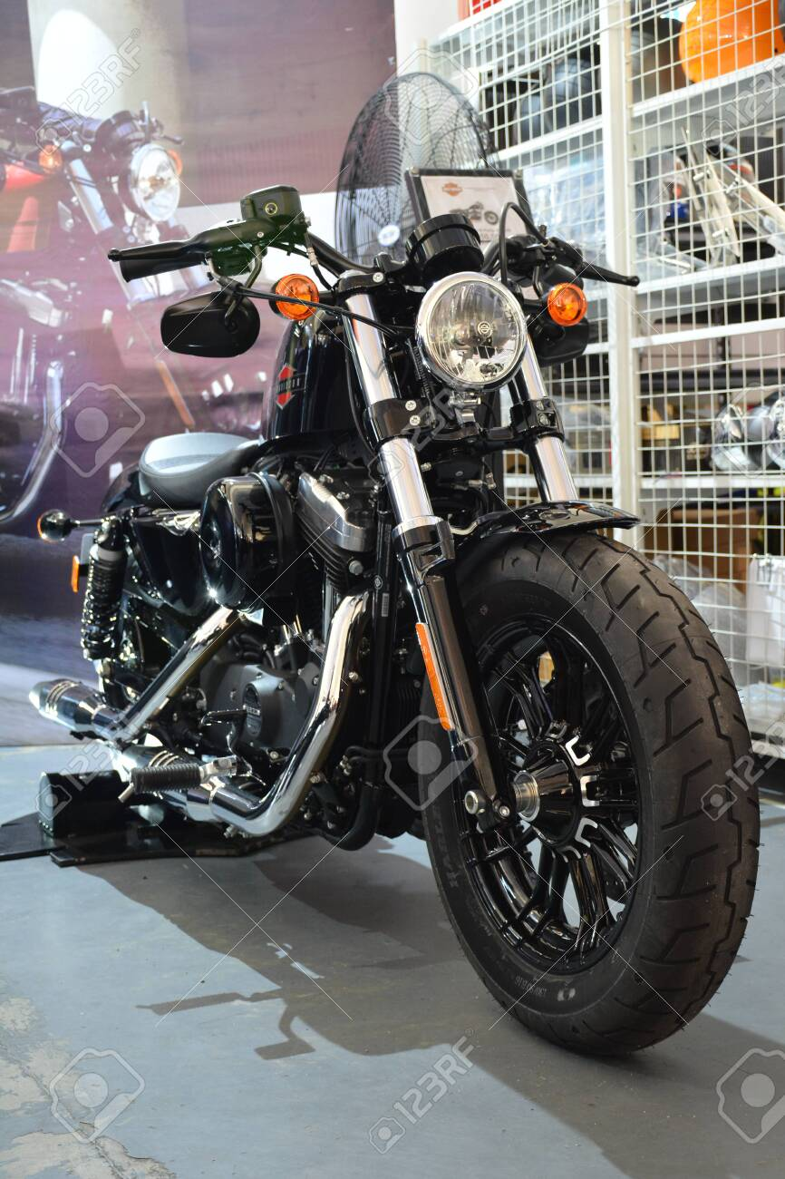 Pasig Ph Mar 7 Harley Davidson 2020 Sportster Forty Eight Stock Photo Picture And Royalty Free Image Image 142315248