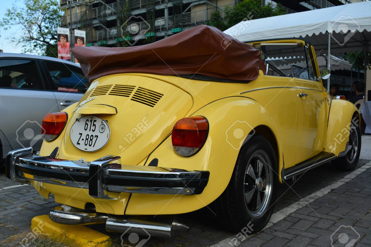 Quezon City Ph Apr 13 Volkswagen Beetle Convertible At Rev Stock Photo Picture And Royalty Free Image Image 146388049