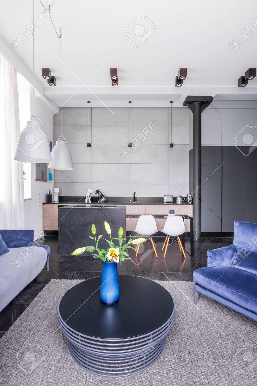 Décorative Un Dans Appartement Moderne Table Basse Ajourée 45ARjL3