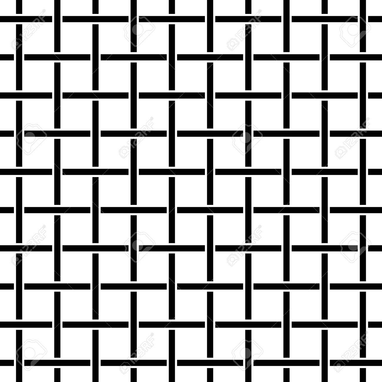 Seamless Cage Texture. Wire Mesh. Vector Illustration Royalty Free ...