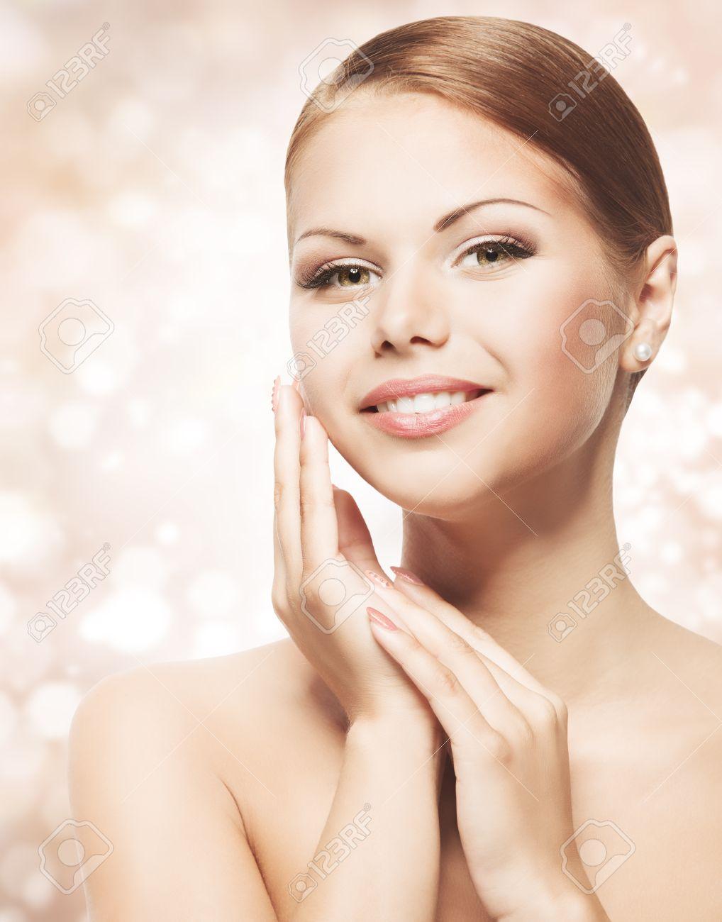 soins de visage femme
