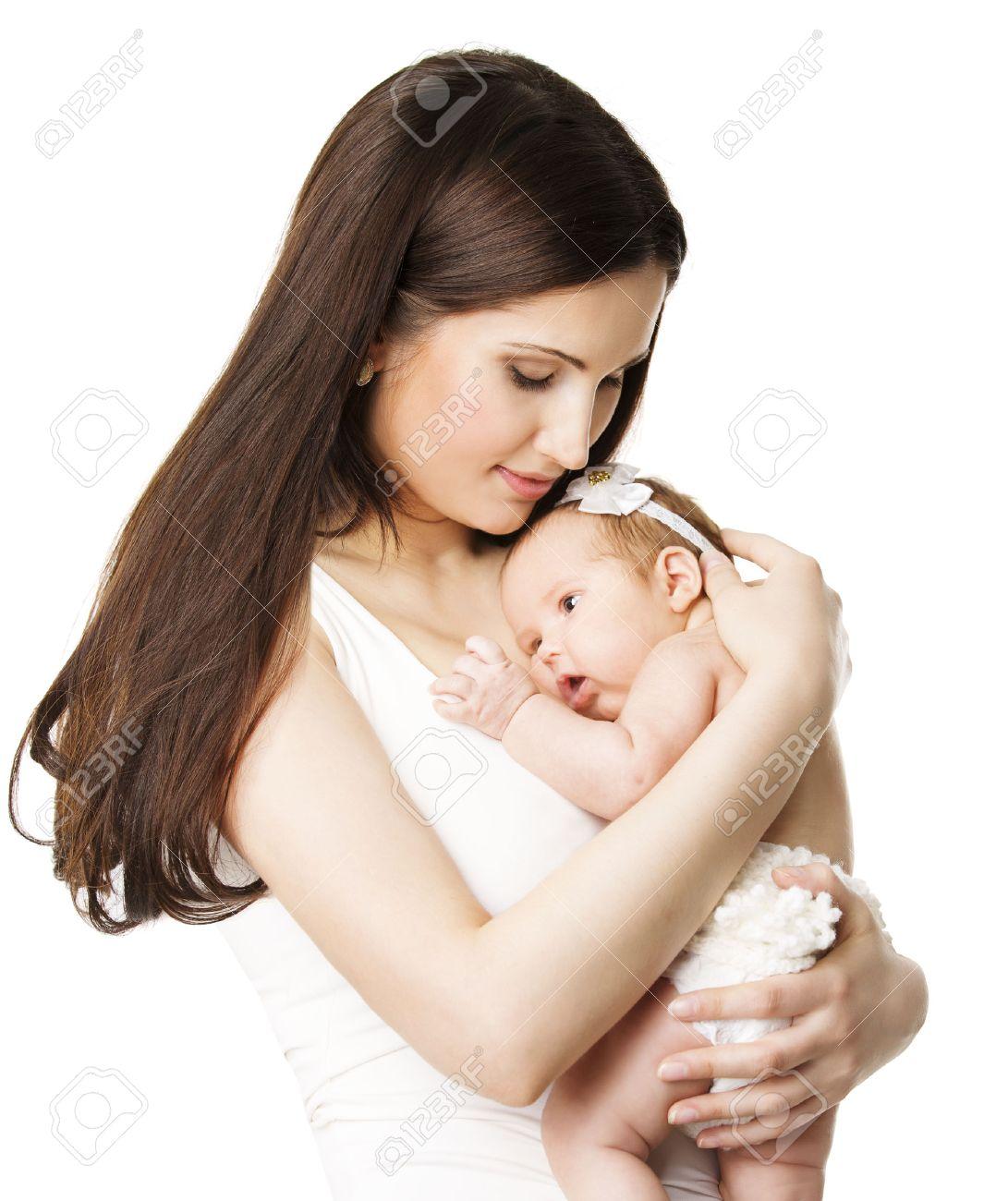 Матери с детьми новые фото