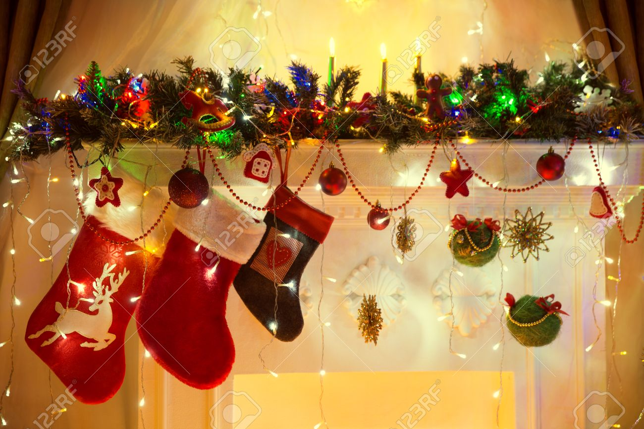 christmas stockings images u0026 stock pictures royalty free