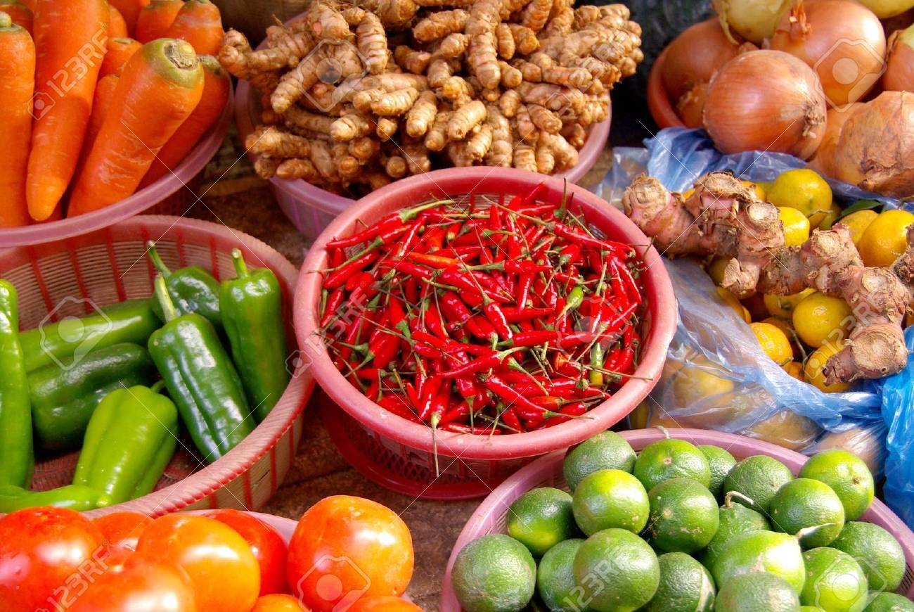 Several vegetables Stock Photo - 4317431