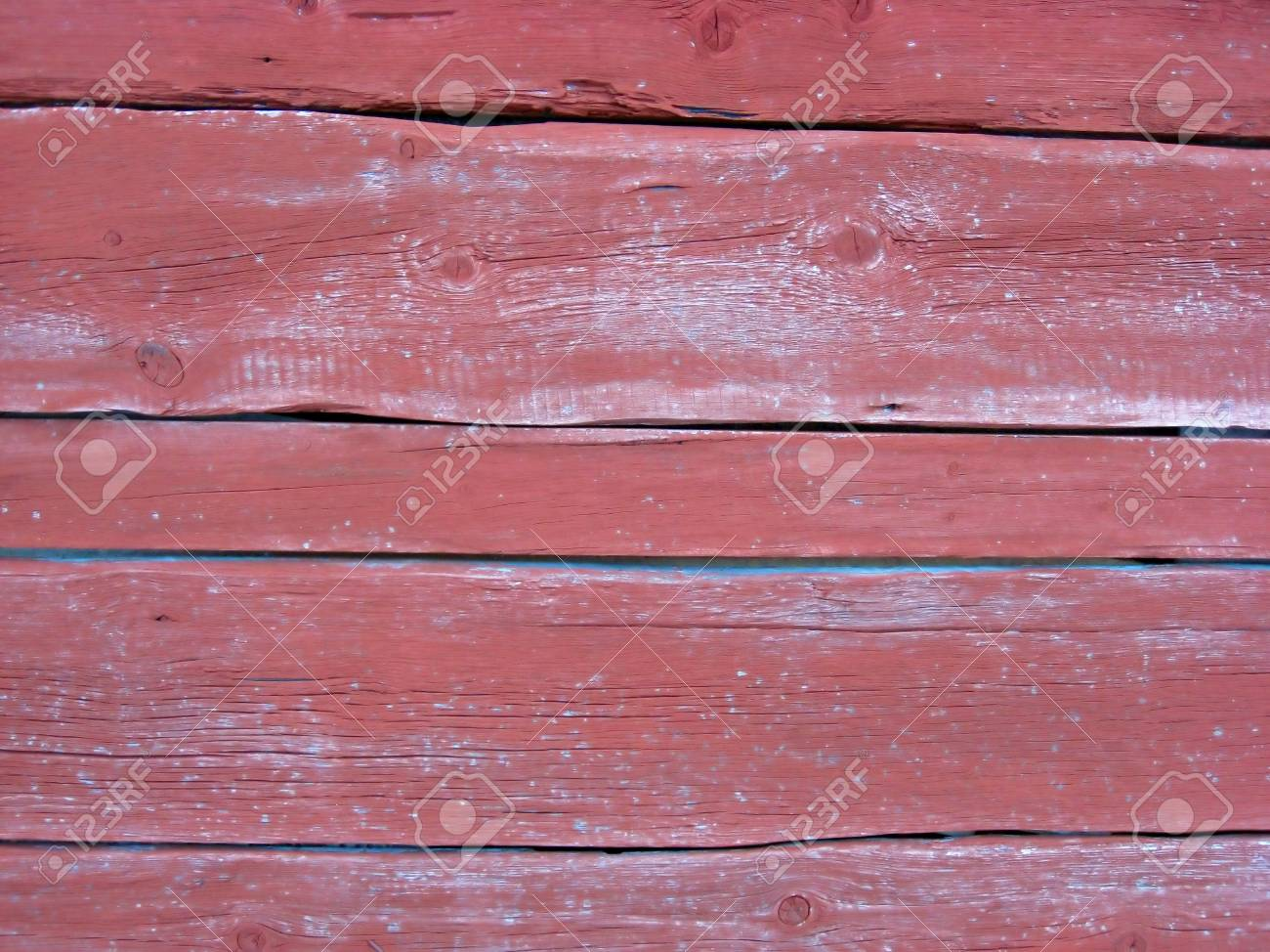 Fence weathered and painted wood background Stock Photo - 7560726