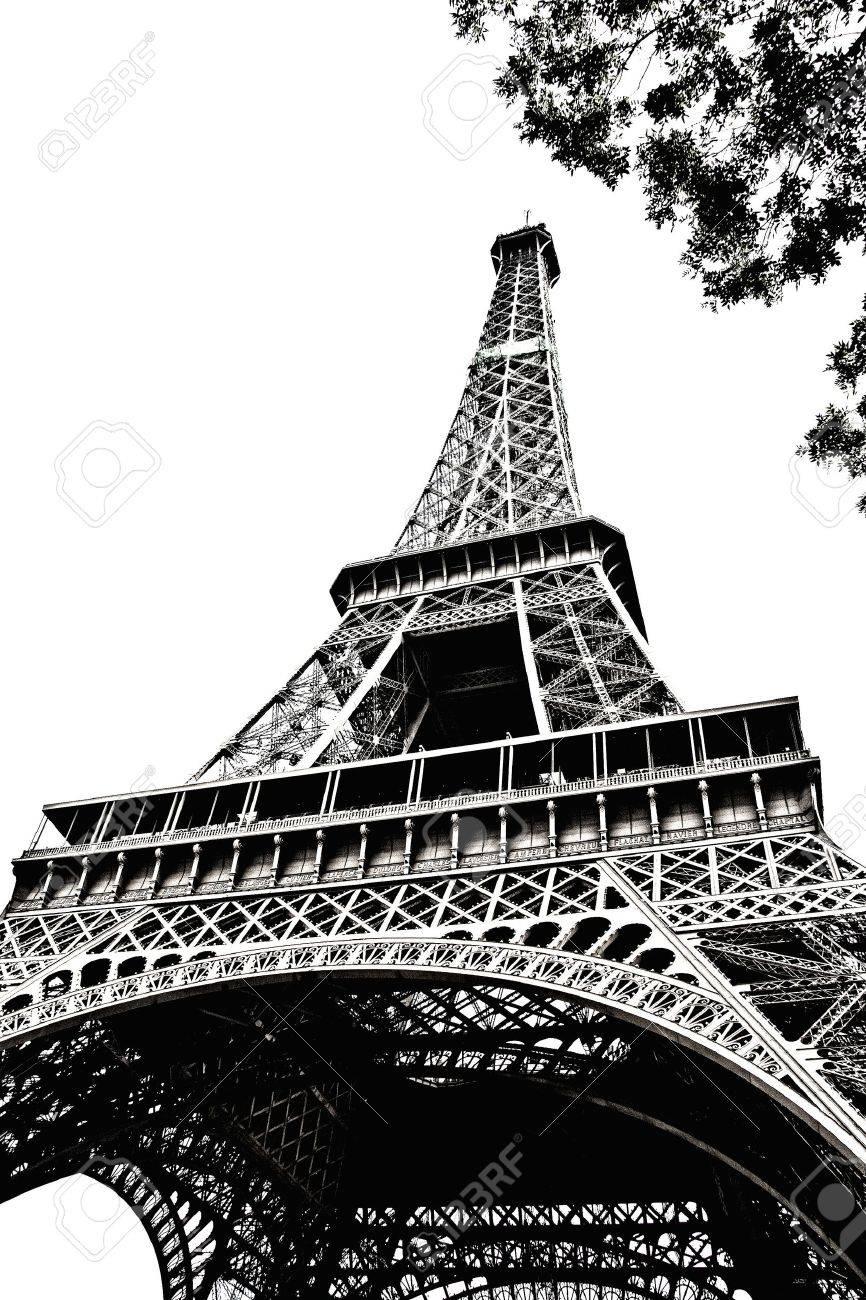 Eiffel Tower ,Paris, France Stock Photo - 8317327