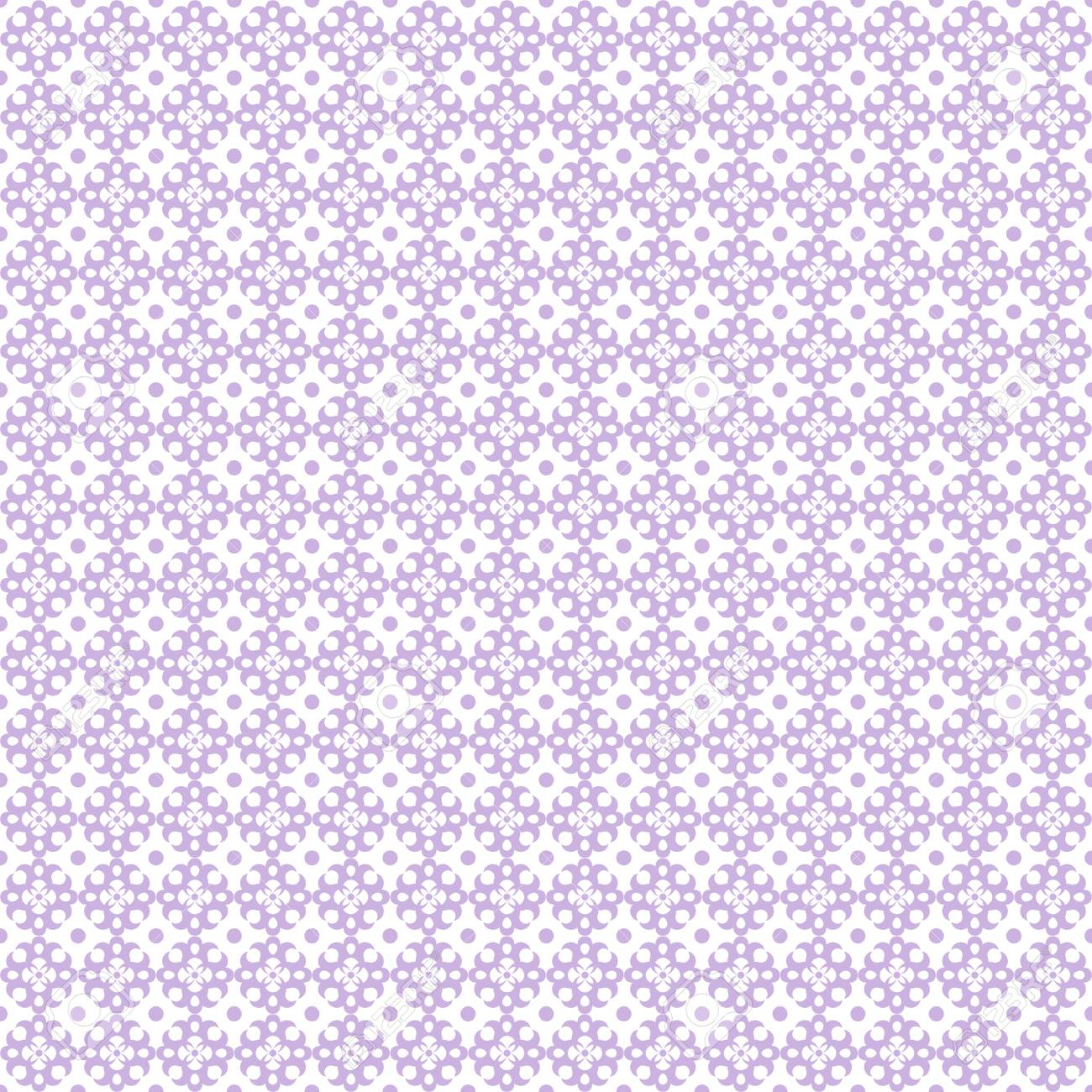Beautiful background of seamless dots pattern Stock Vector - 16188737