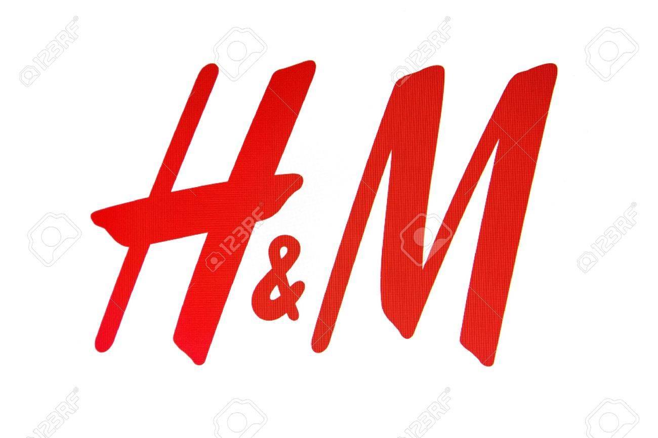 Stock Photo H&m Logo