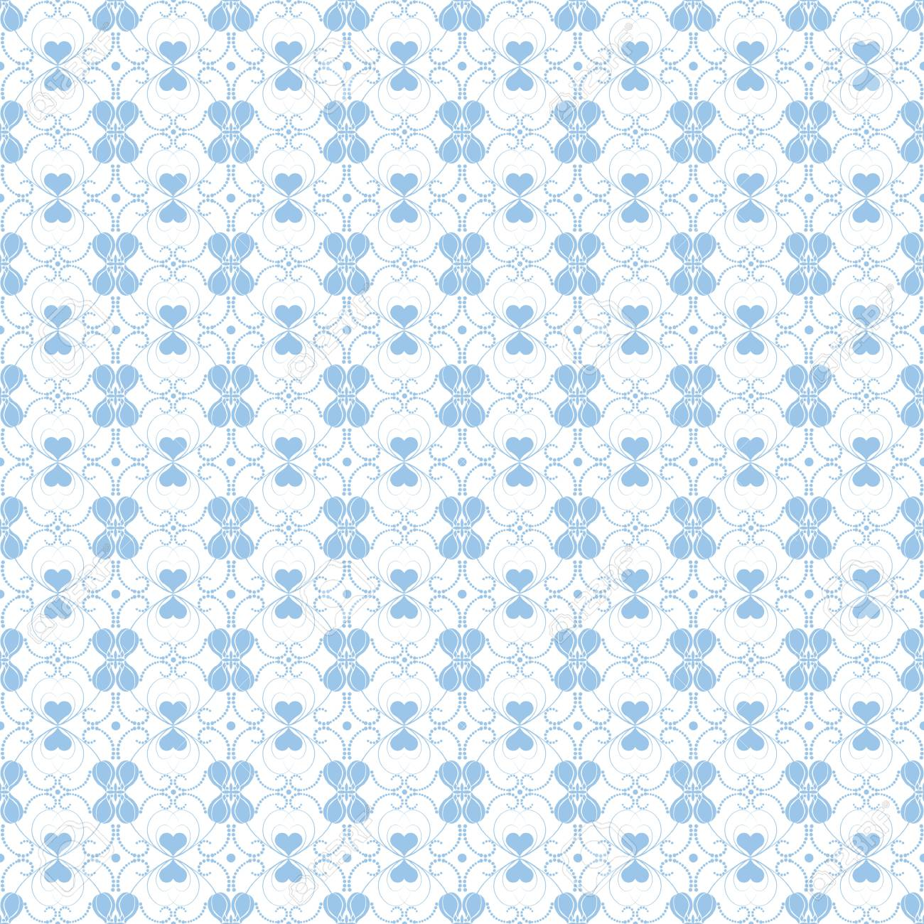 Background of seamless floral pattern Stock Vector - 18483707