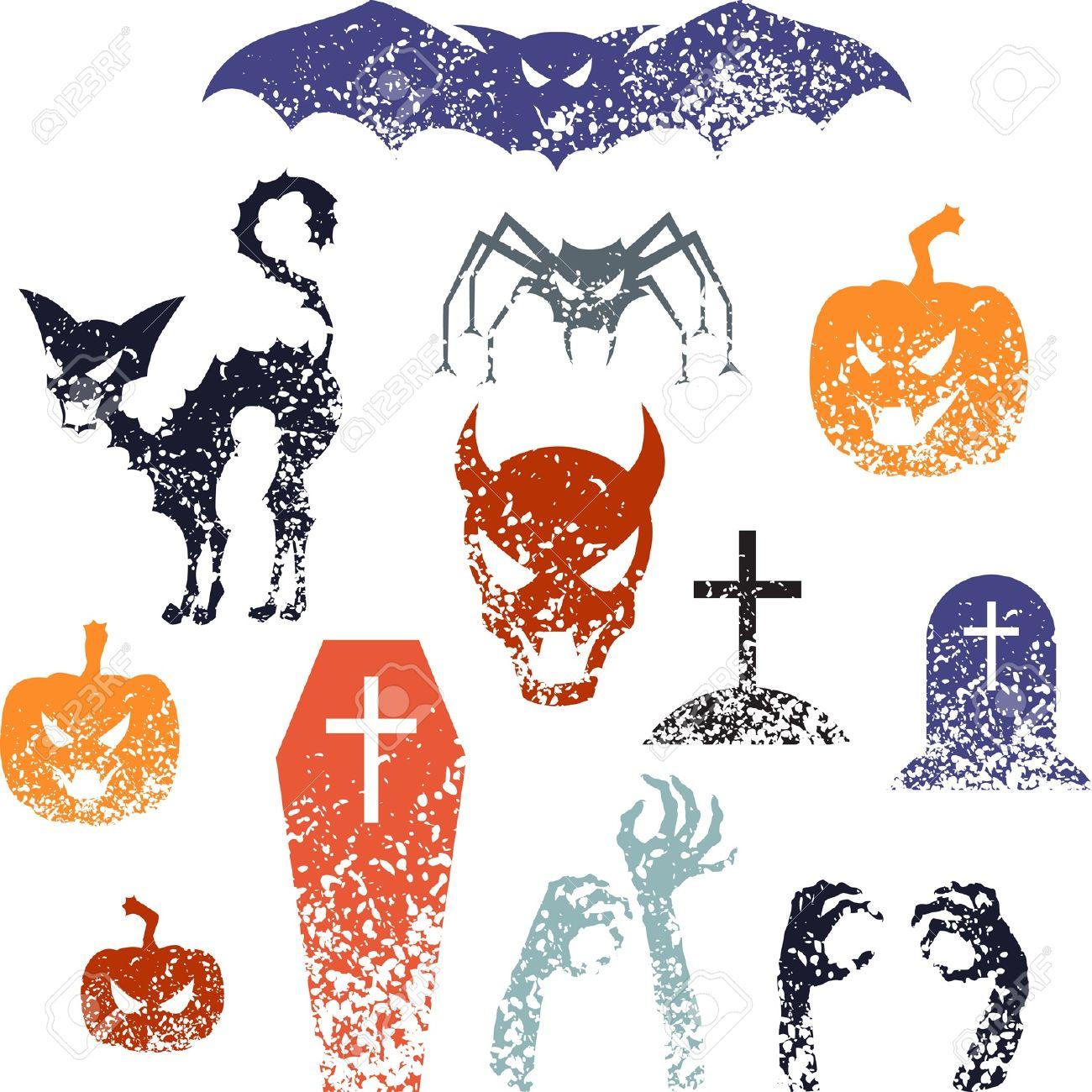 Free Halloween Symbols