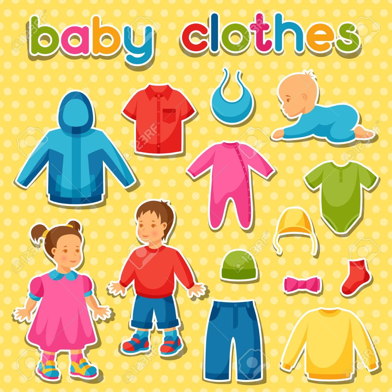 e1c788a8d4f0c Ensemble d articles d habillement pour les nouveau-nés et les enfants.