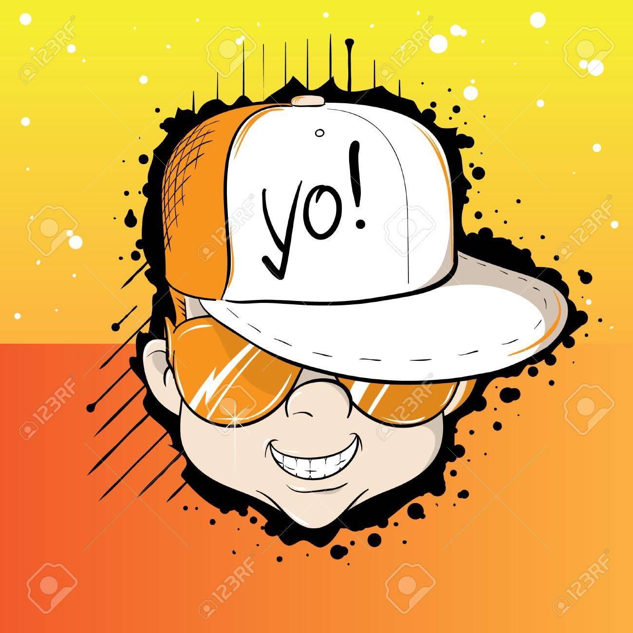 Yo Dude Stock Vector - 18706033