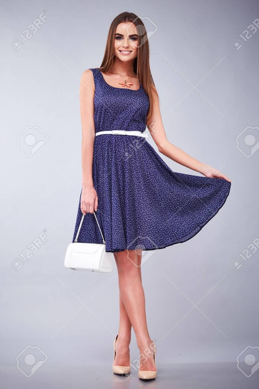 Katalog Von Modedesigner Kleidung Lässig Und Büro Geschäftsfrau Stil ...