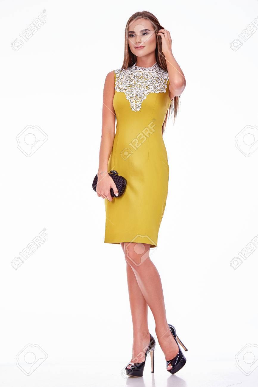 Schöne Frau, Geschäftsfrau, Sexy Gleichaltrige Dame Natürliches Make ...