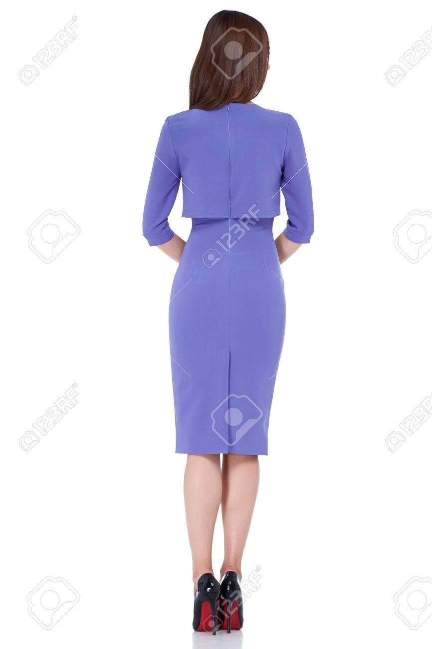 Air Modele Femme Robe De Style De La Mode Belle Secretaire Bureau