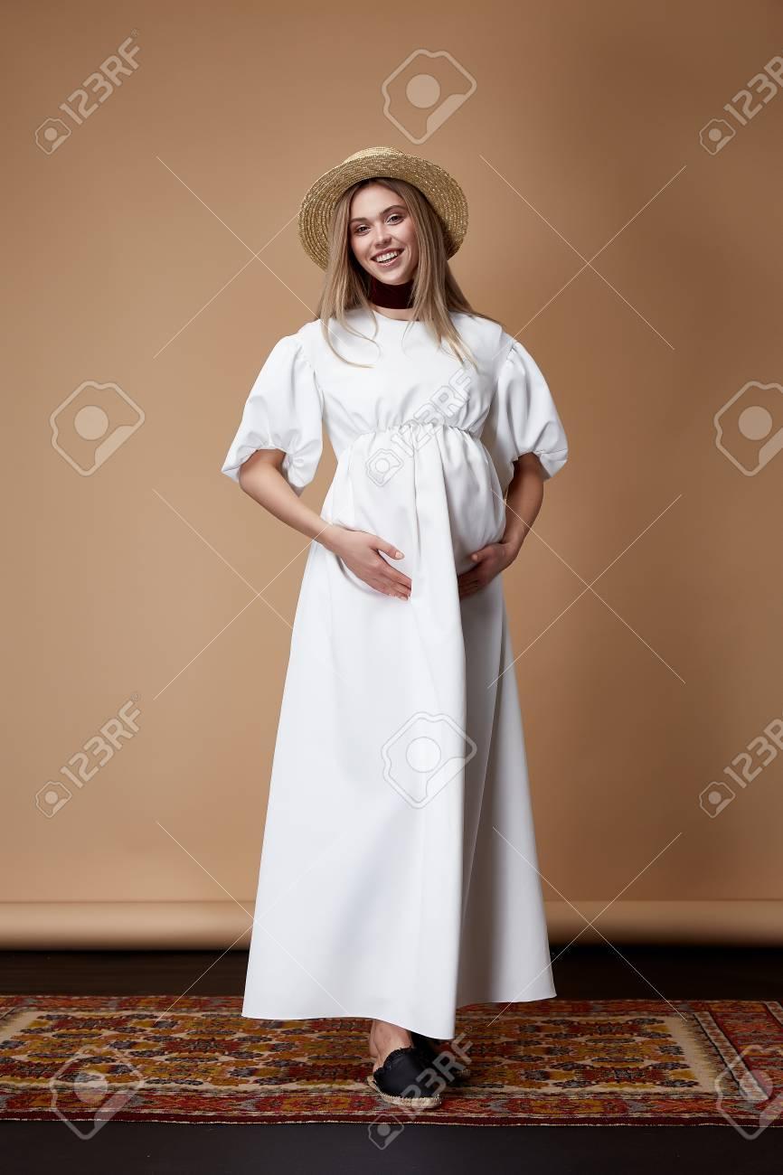 Lange kleider fur schwangere