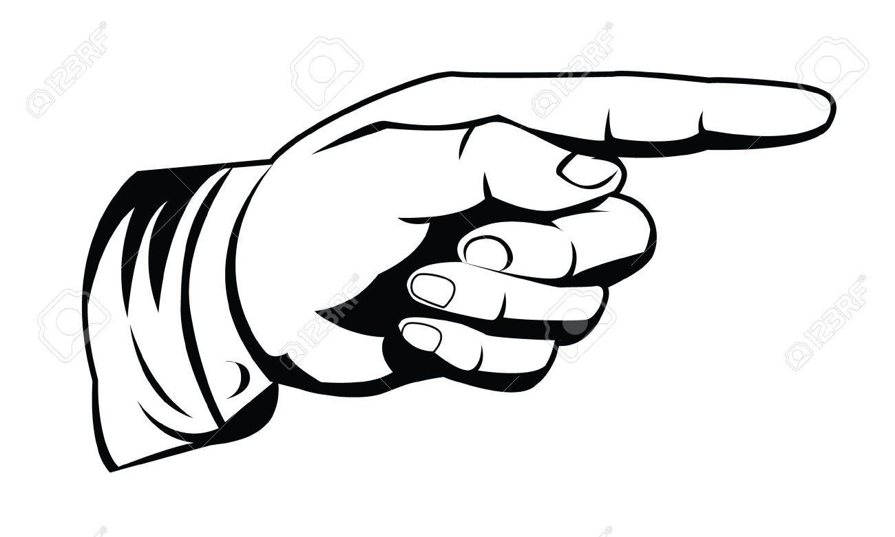 pointing hand royalty free cliparts vectors and stock illustration image 17444568 pointing hand