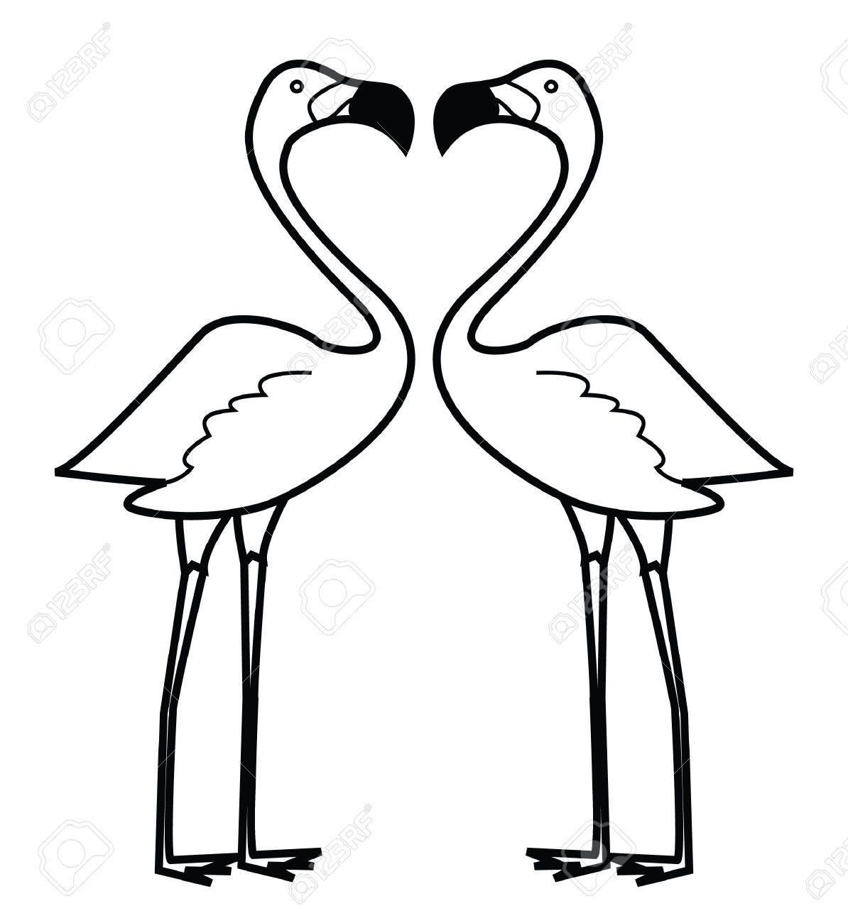 flaminggo Stock Vector - 17444697