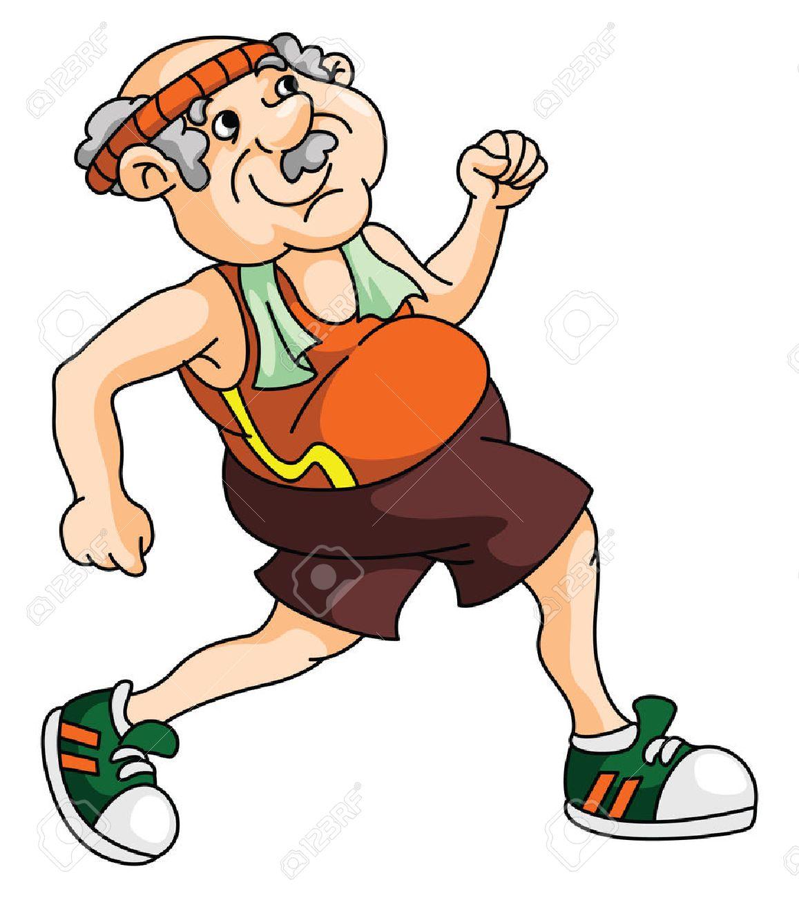Old Man Running - 30822120