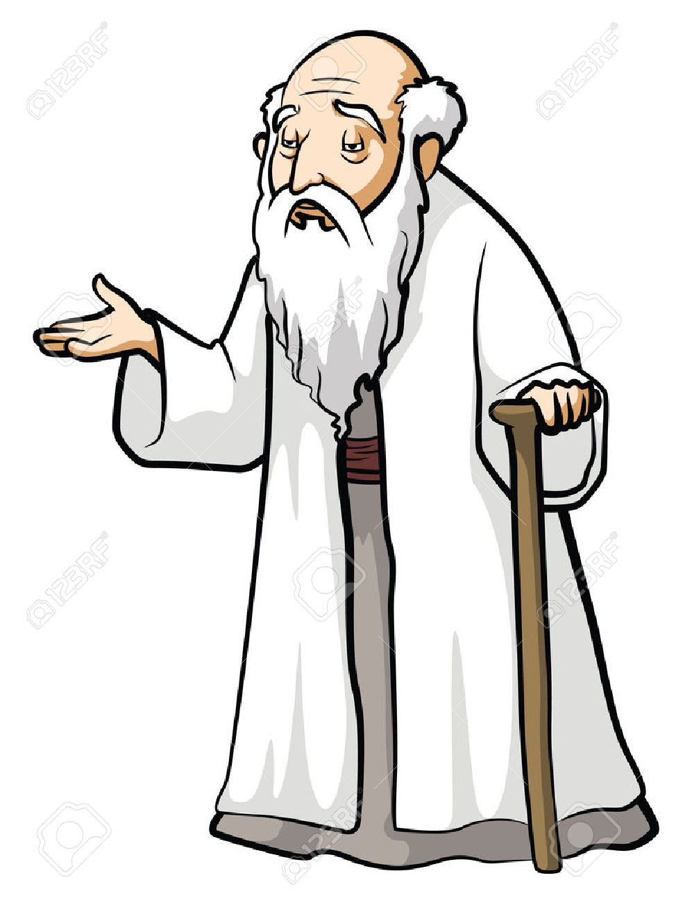 old wise man royalty free cliparts vectors and stock illustration rh 123rf com