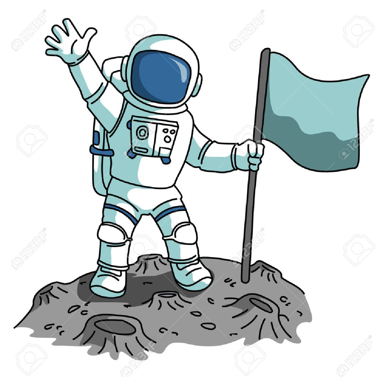 astronaut royalty free cliparts vectors and stock illustration rh 123rf com astronaute clipart clipart astronaute