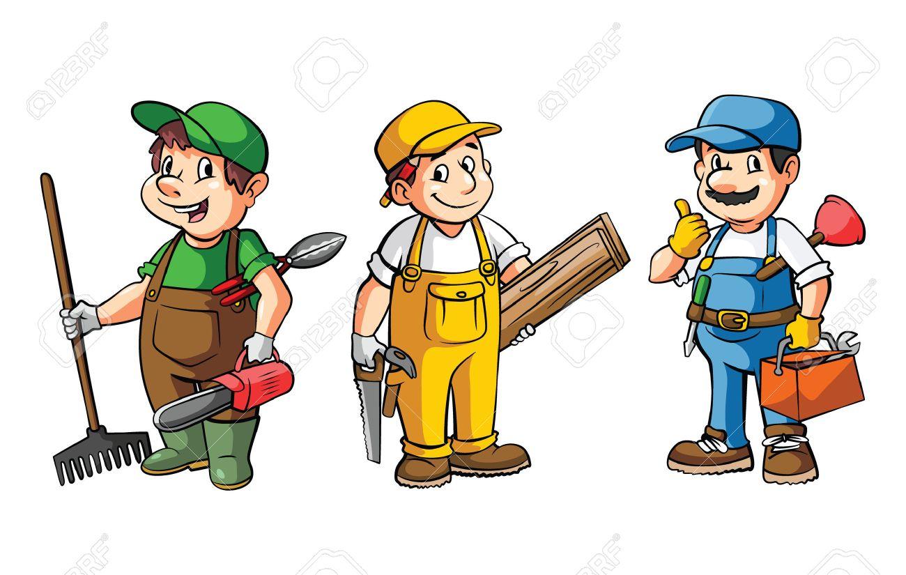 Worker Set   Gardener f75ba07f3457