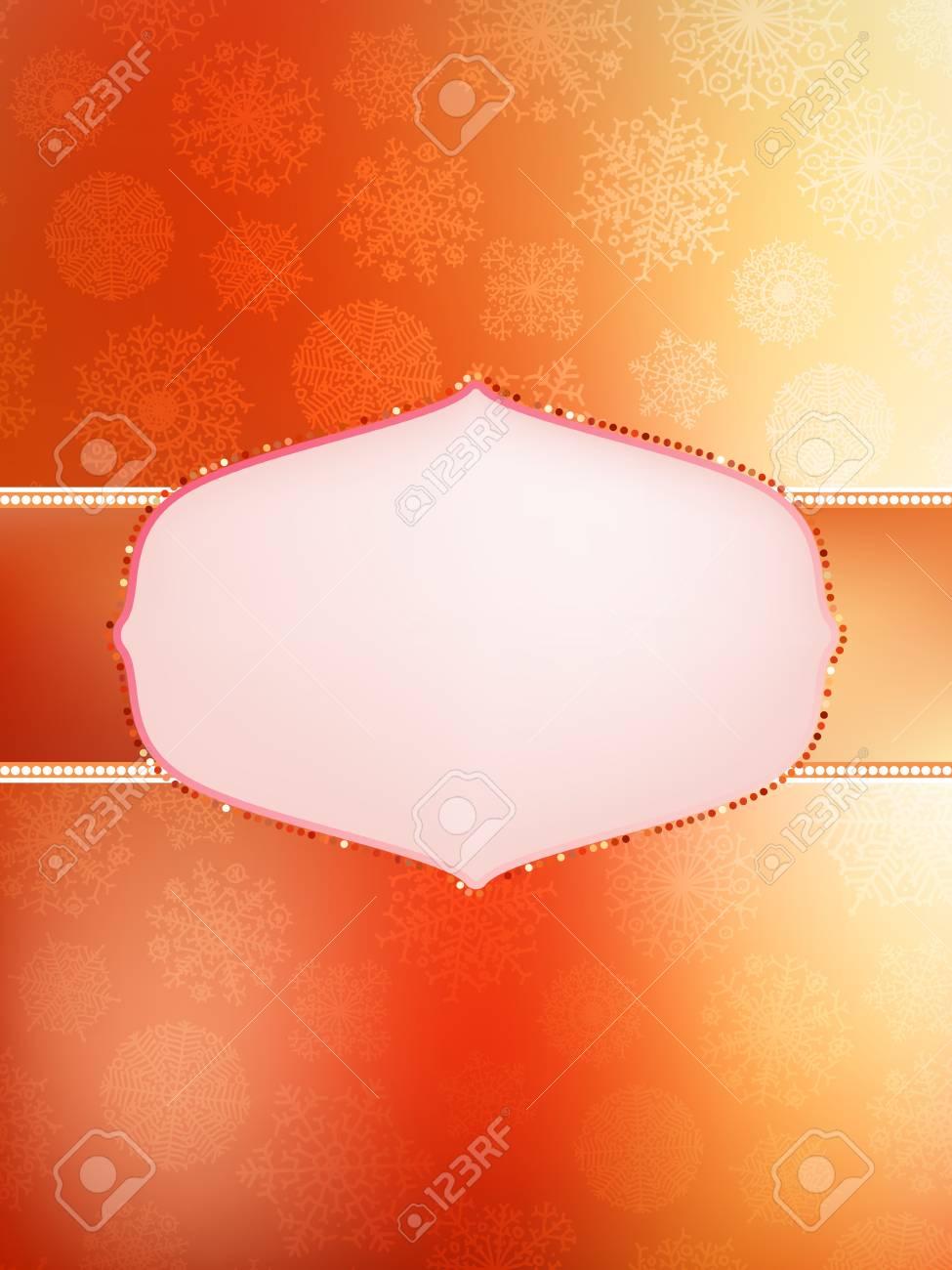 Christmas glow background    EPS8 Stock Vector - 17524395