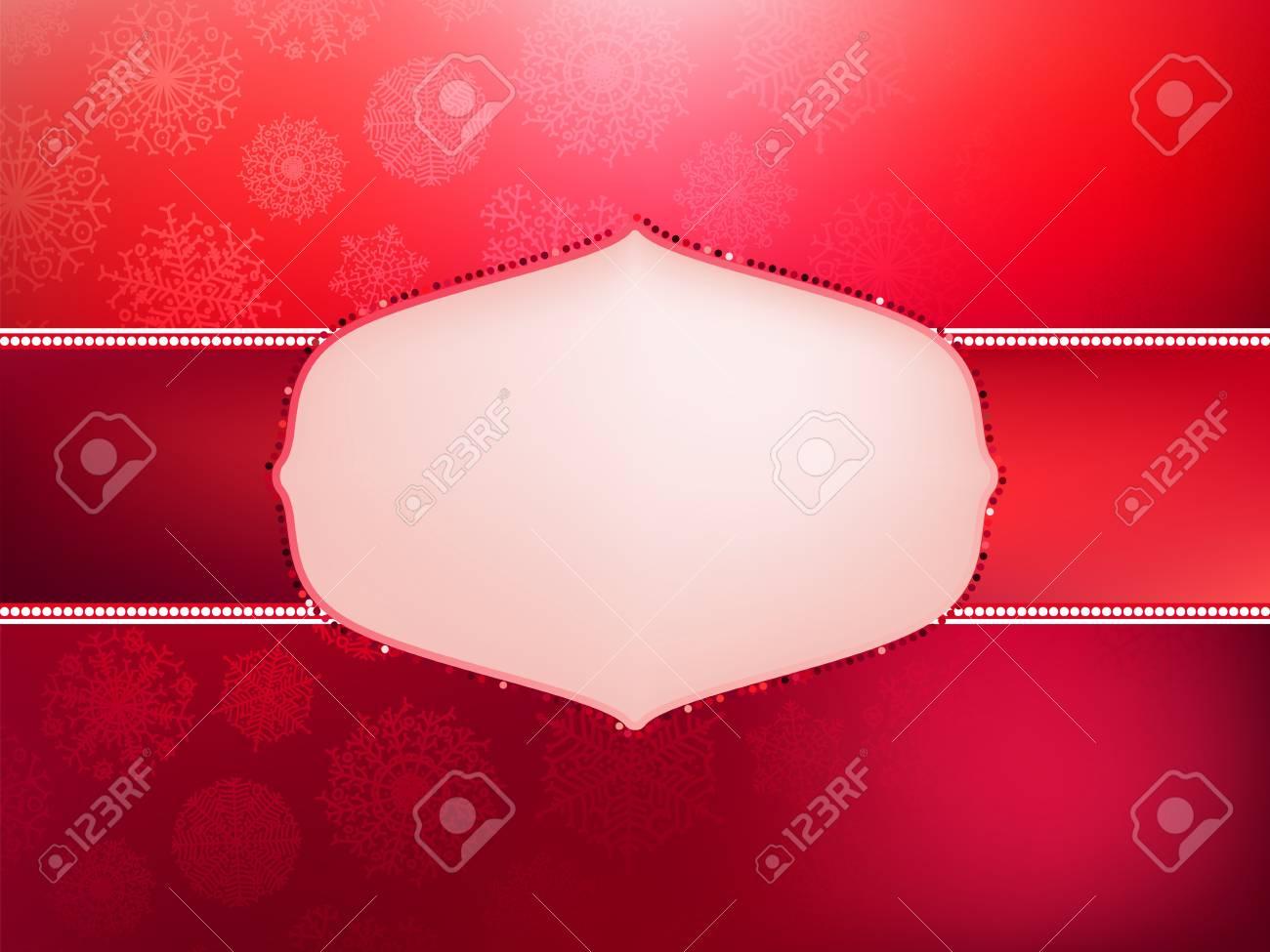 Christmas card design template     EPS8 Stock Vector - 17525705