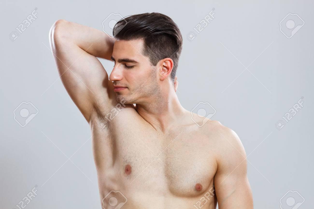 После душа с мужчиной 17 фотография