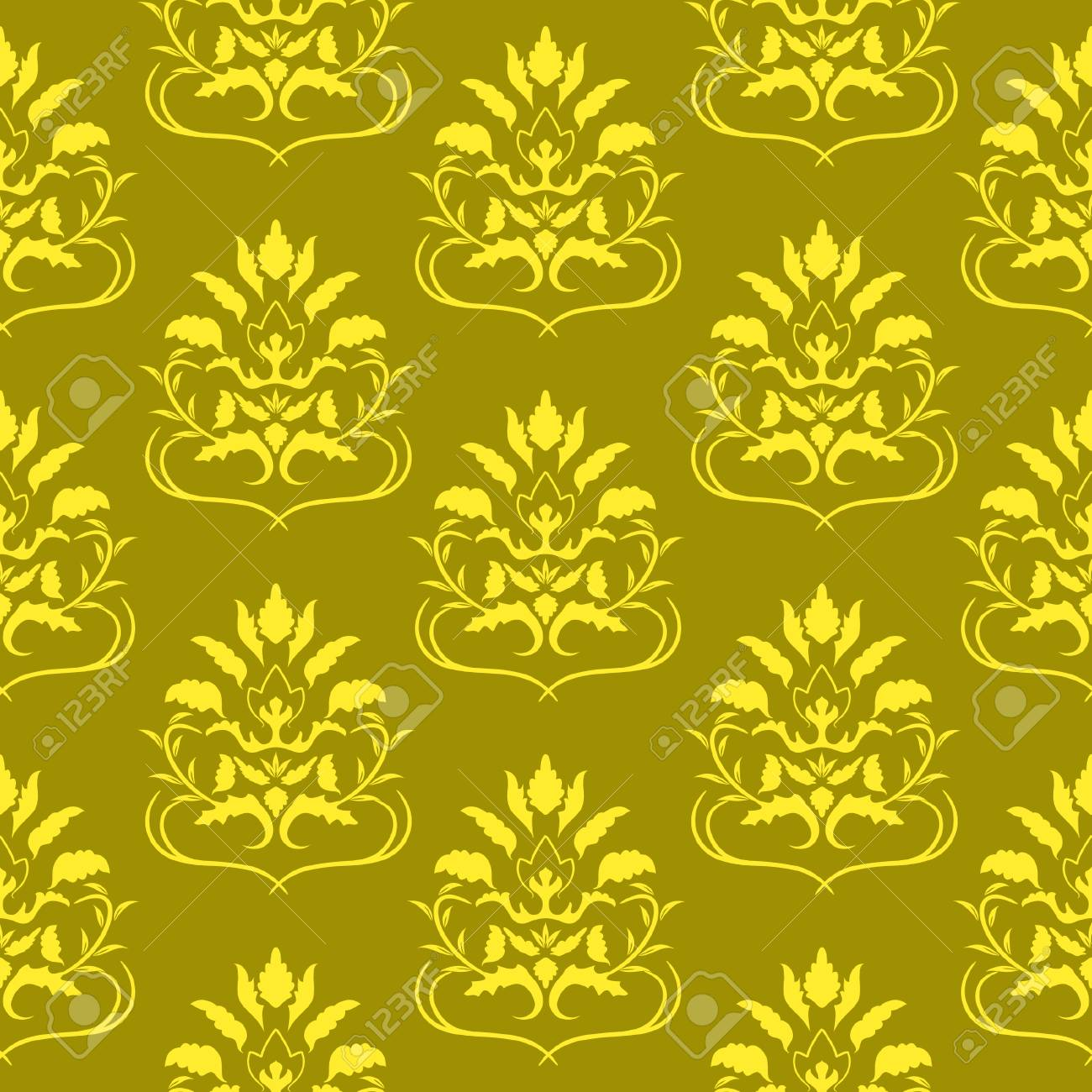 Seamless a pattern. Vector illustration Stock Vector - 3865273