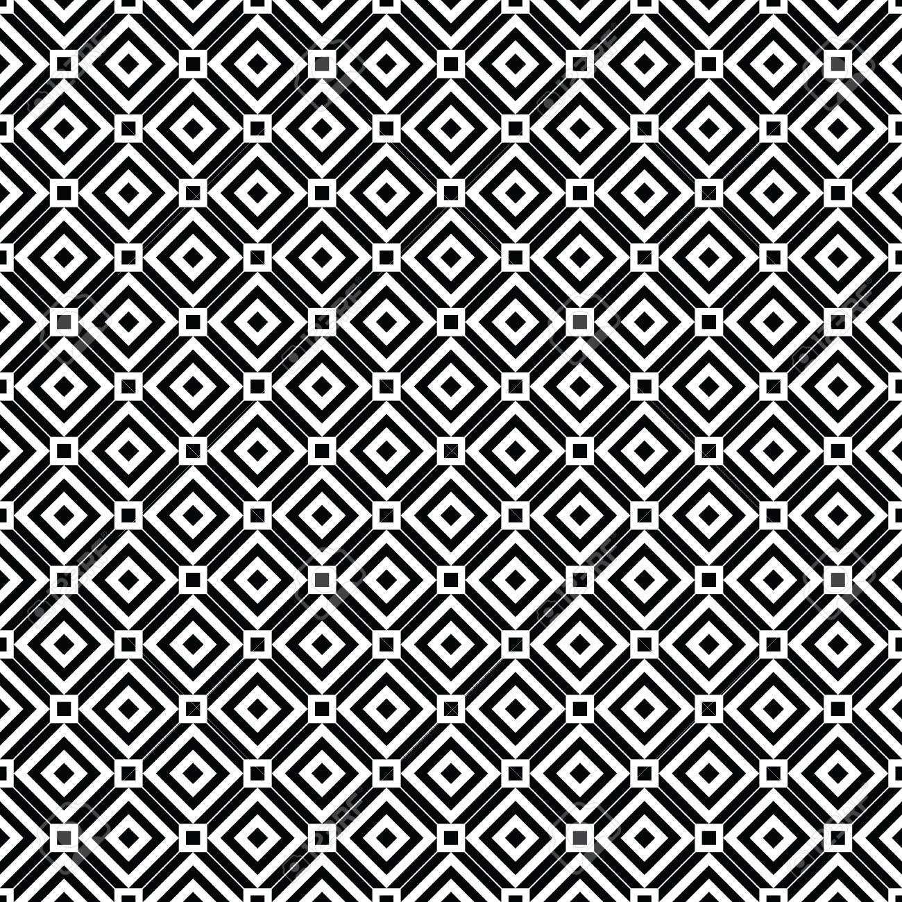 Cross Lines Vector Pattern, Background. Seamless Repeatable Grid ...