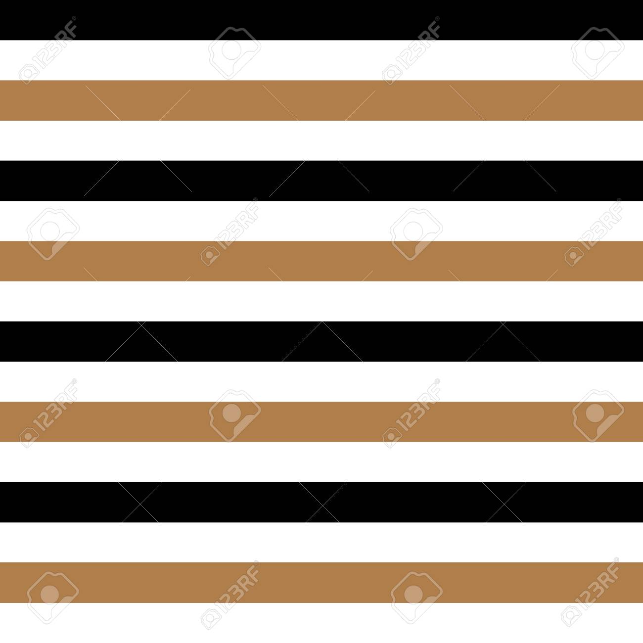 Abstract Seamless Geometric Horizontal Striped Pattern With Gold Royalty Free Cliparts Vectors And Stock Illustration Image 101044938