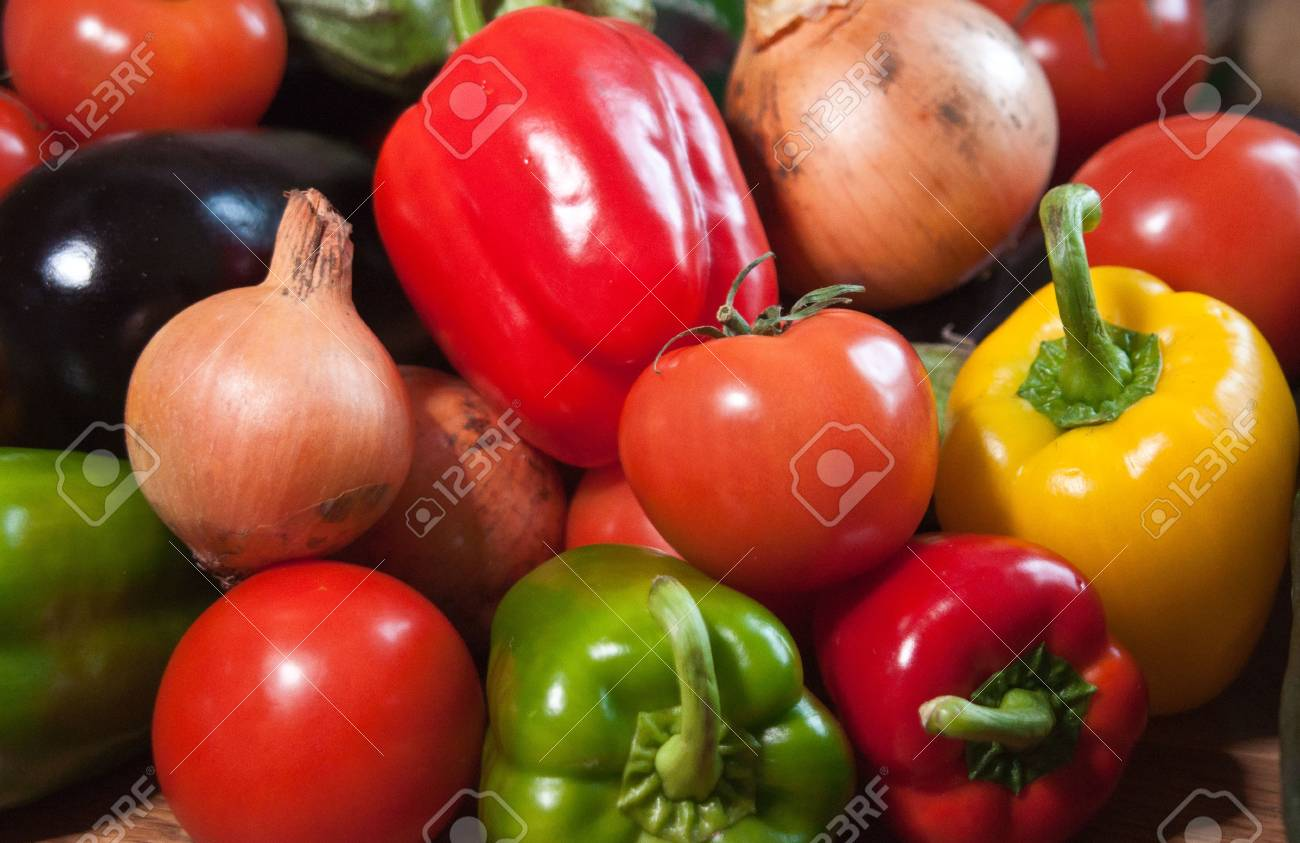 mixed vegetables Stock Photo - 8166197