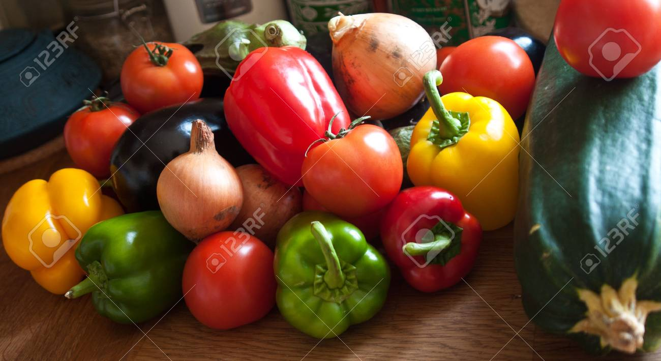 Group of mixed vegetables Stock Photo - 8166195