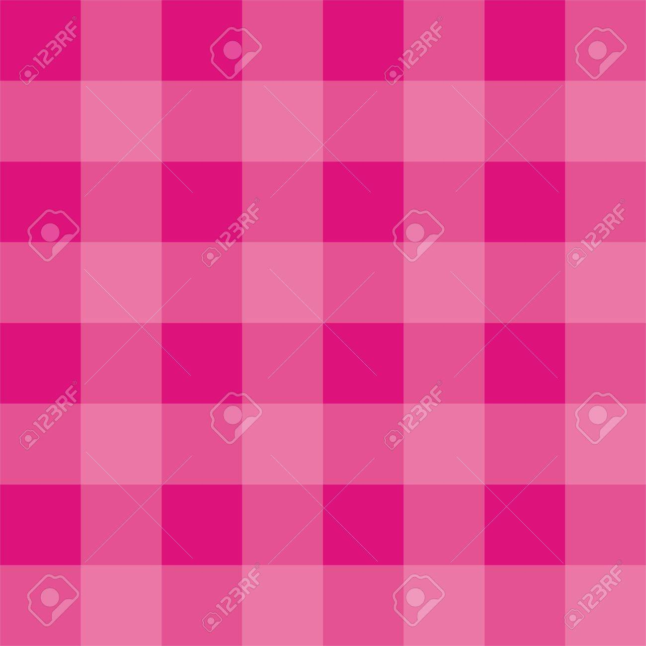 Seamless Sweet Neon Pink Background