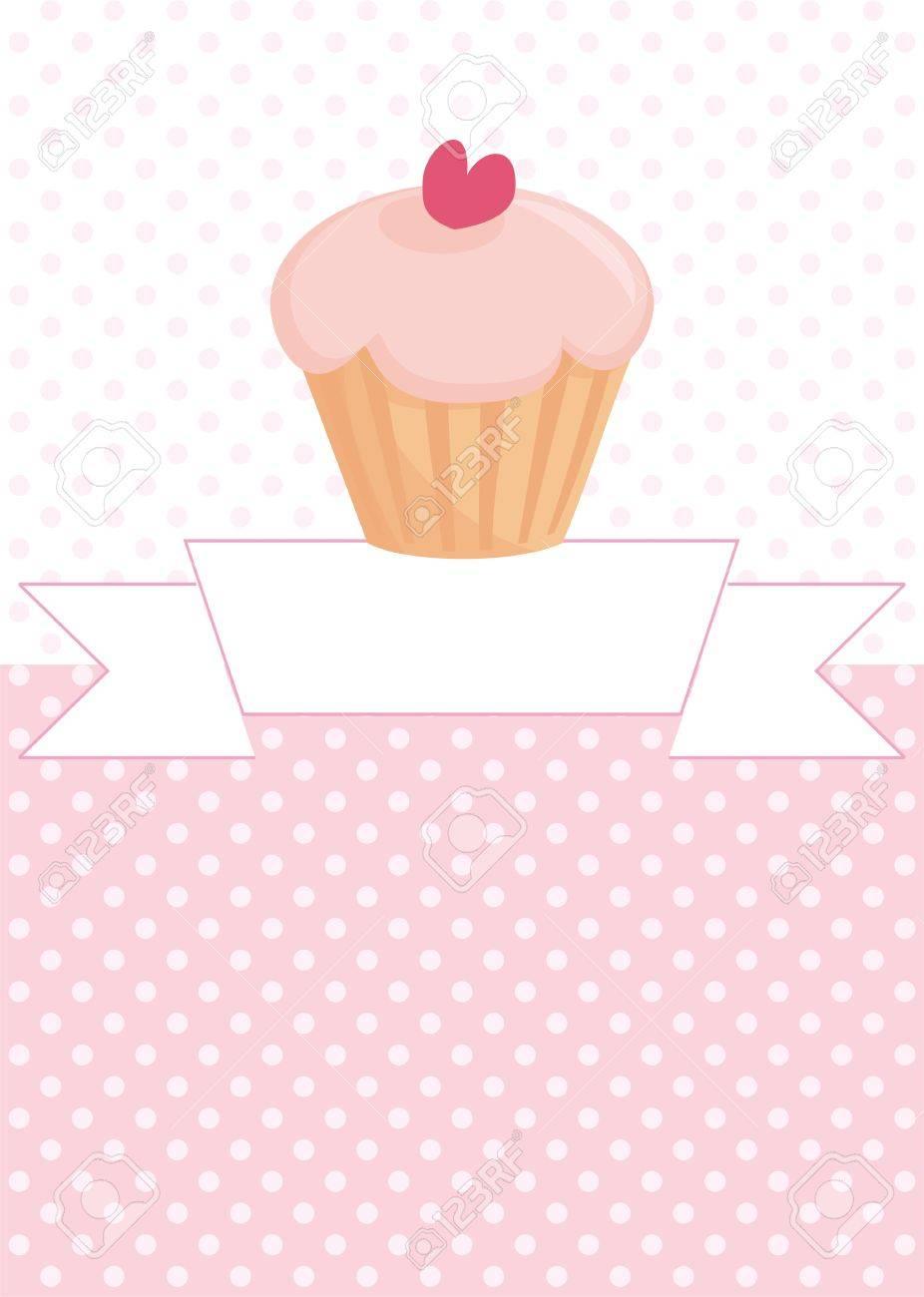 Restaurant vector menu wedding card list or baby shower invitation restaurant vector menu wedding card list or baby shower invitation with sweet retro cupcake stopboris Images
