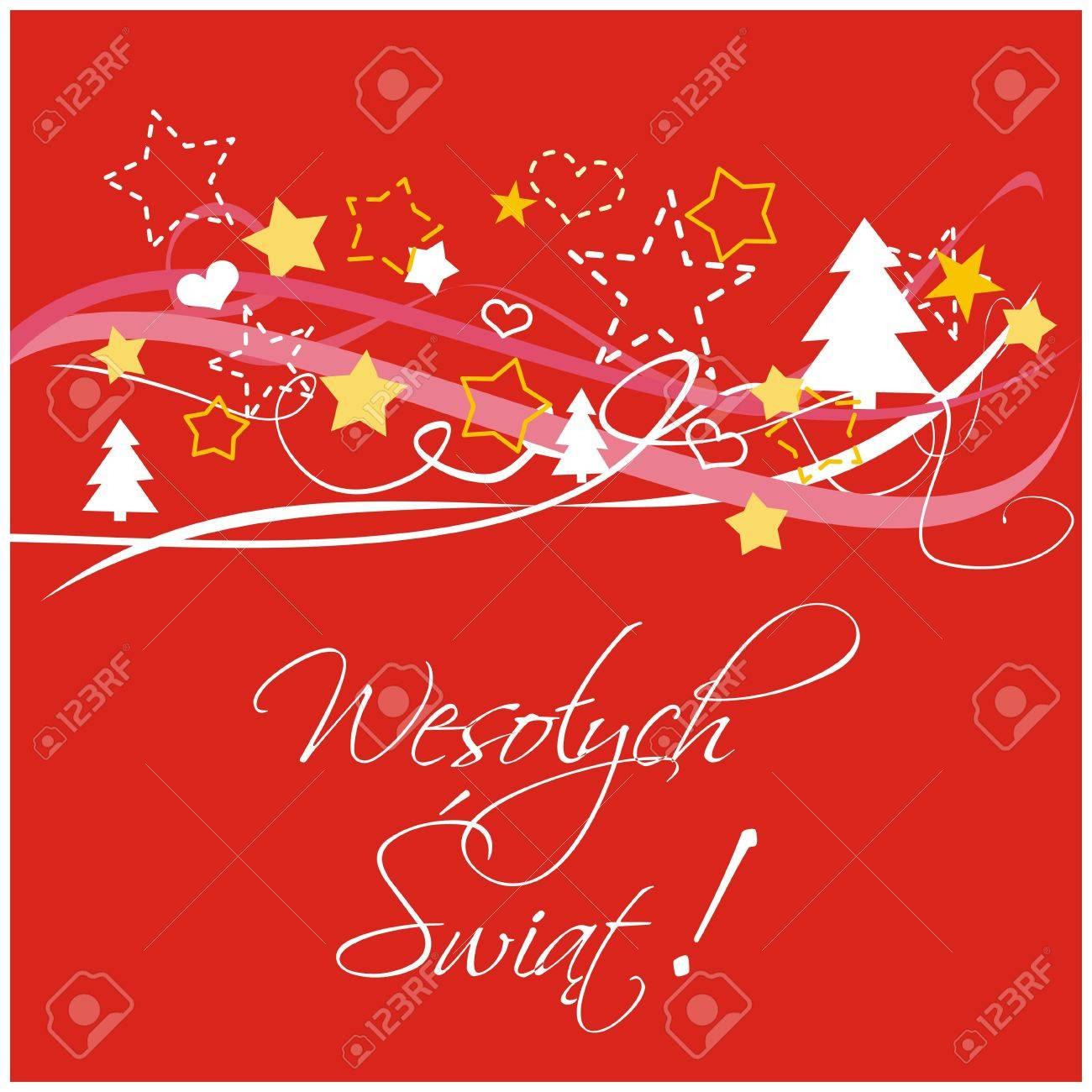Frohe weihnachten wunschen polnisch