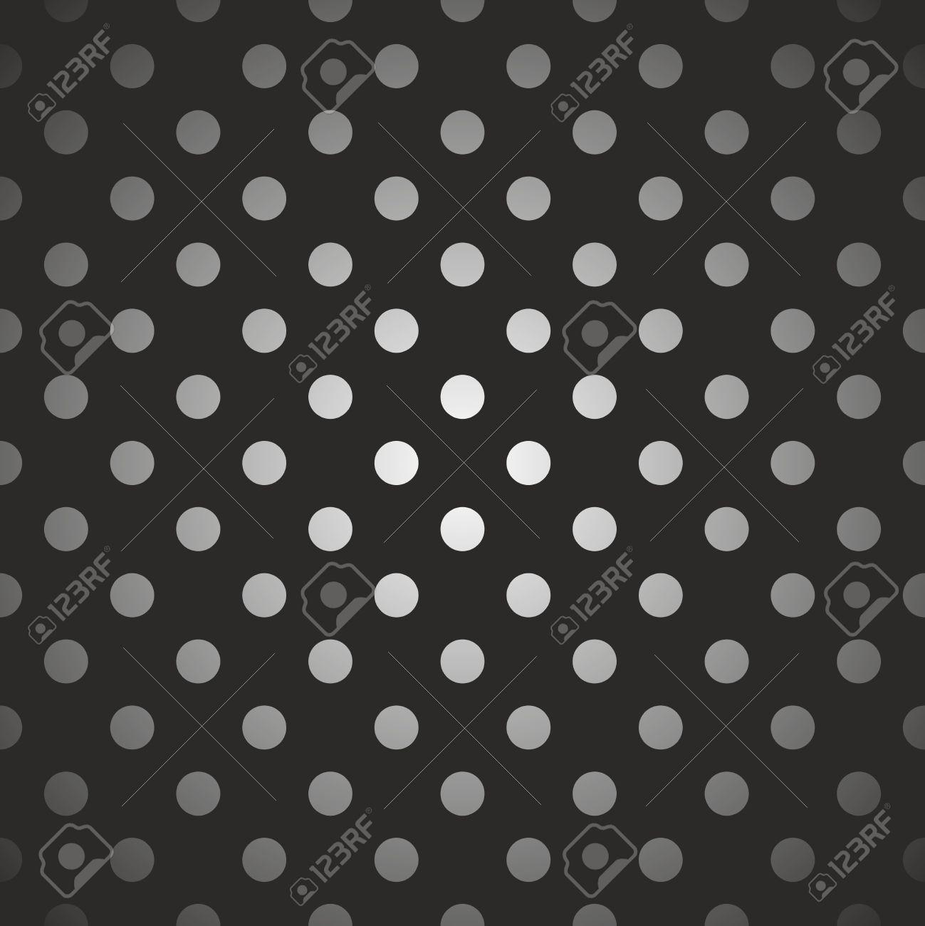 Fantastic Wallpaper Halloween Polka Dot - 34180357-tile-dark-vector-pattern-with-gradient-white-and-grey-polka-dots-on-black-background-for-decoration-  Snapshot_487425.jpg