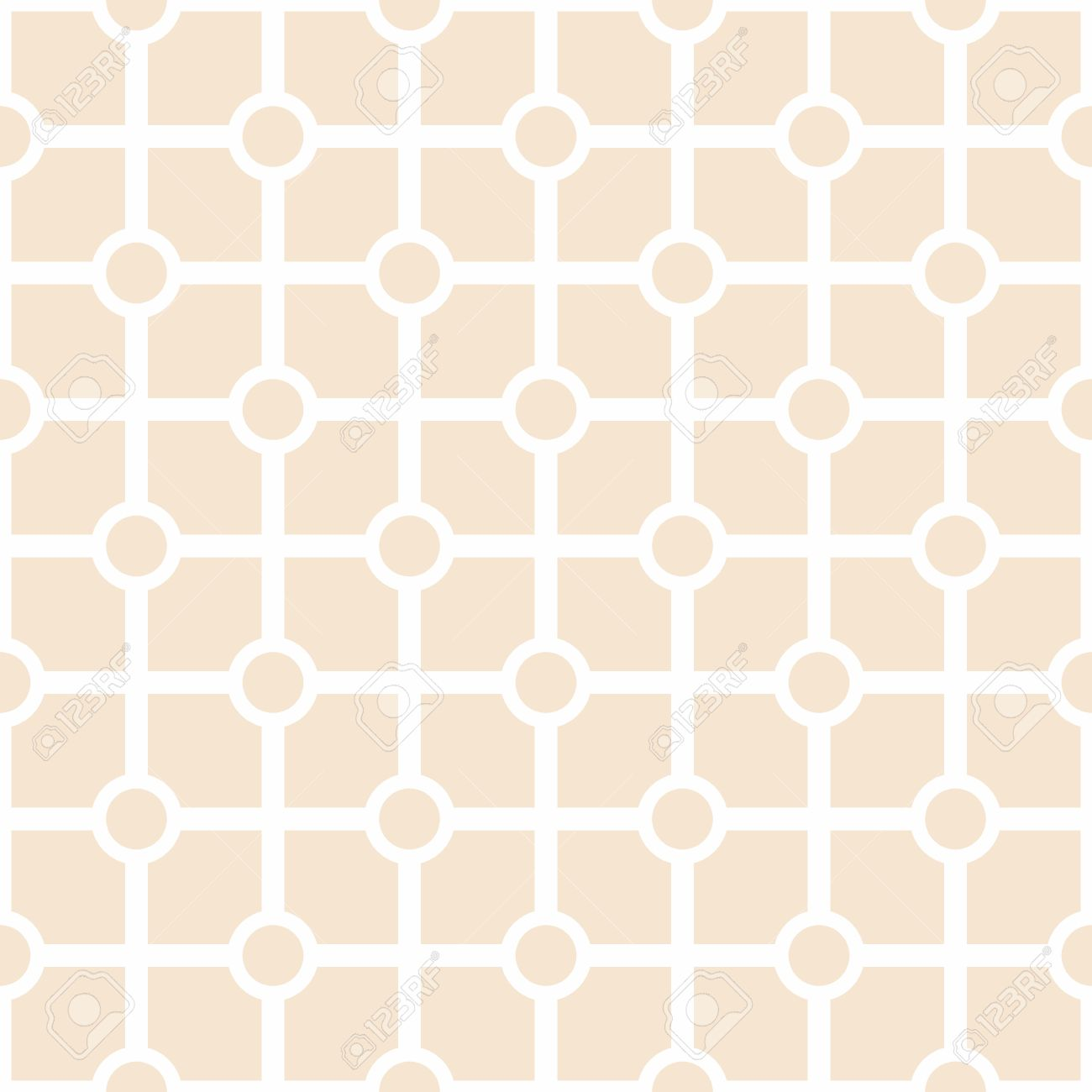 Tile Vector White And Pink Pattern Or Seamless Geometric Background