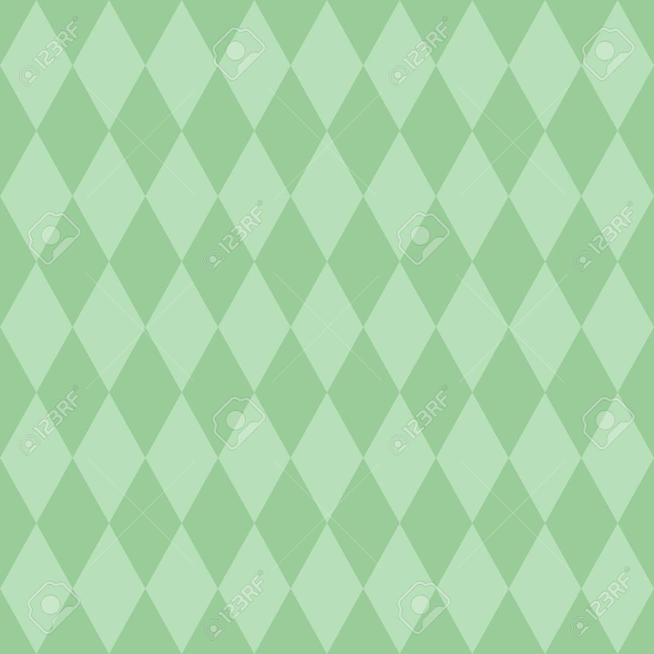 タイル ベクトル パターンやミント グリーンの壁紙の背景のイラスト
