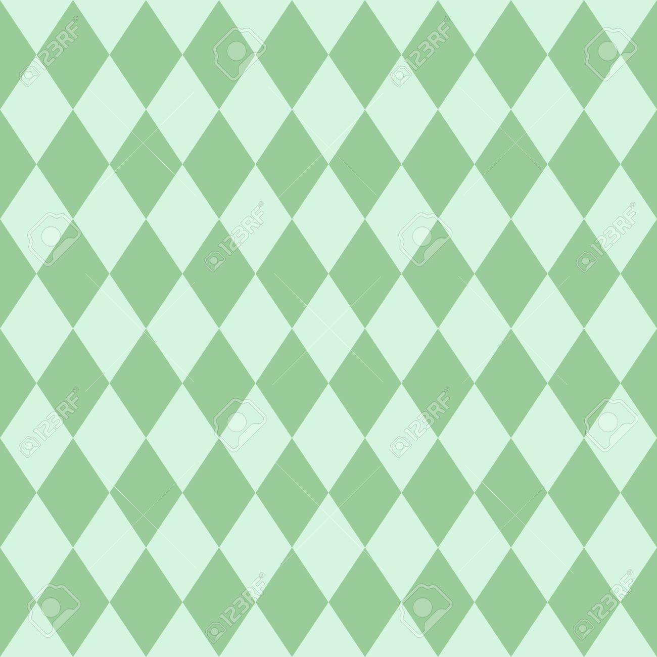 タイルのパターンやミント グリーンの壁紙の背景のイラスト素材