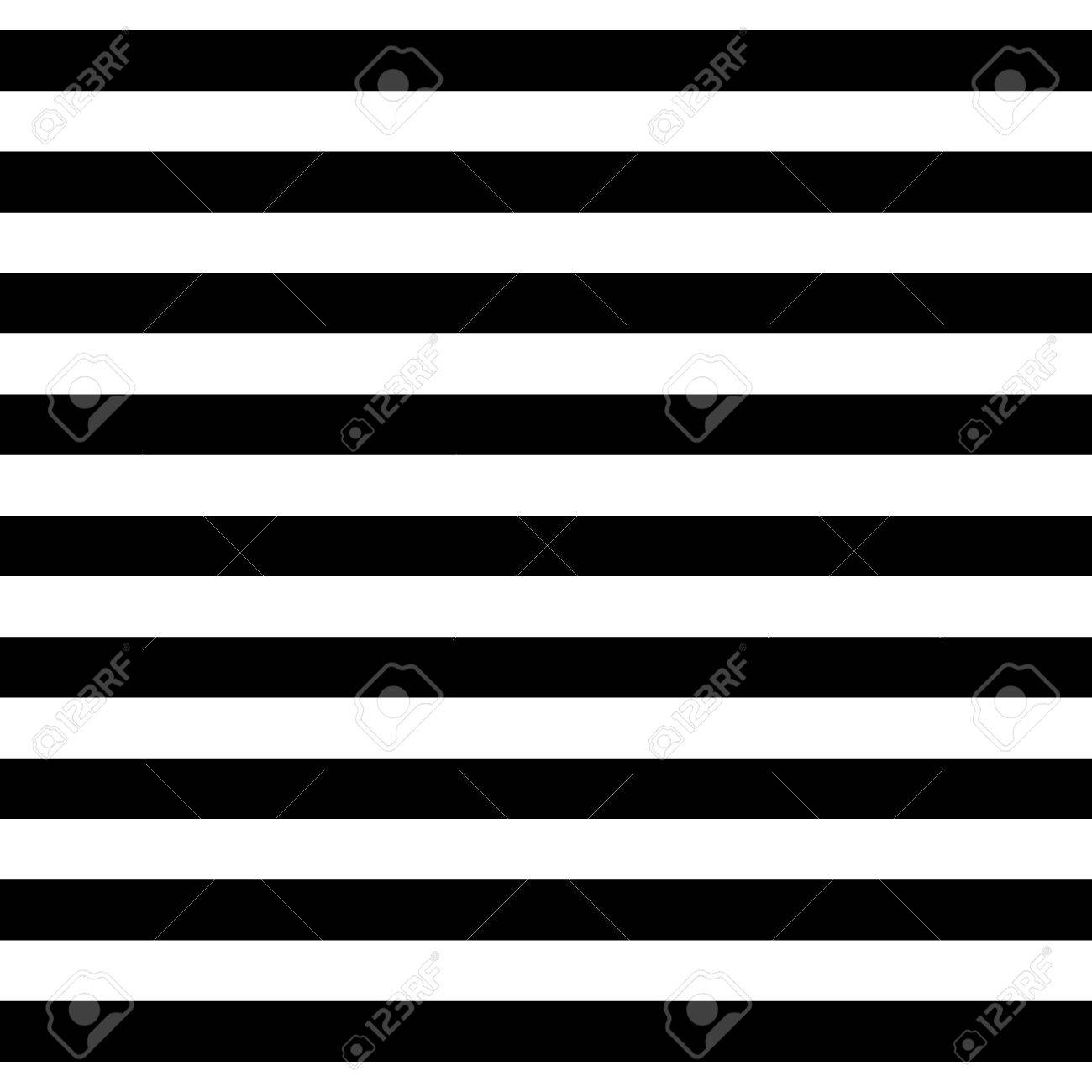 Tile Pattern With Black And White Stripes Background Royalty Free ...